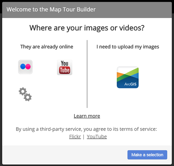 story map tour tutorial story maps
